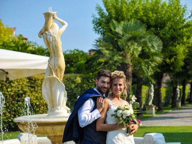 Il matrimonio di Matteo e Ilaria a Rodengo-Saiano, Brescia 57