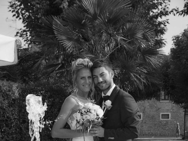 Il matrimonio di Matteo e Ilaria a Rodengo-Saiano, Brescia 60