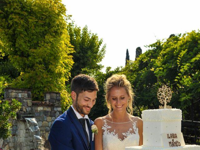 Il matrimonio di Matteo e Ilaria a Rodengo-Saiano, Brescia 62