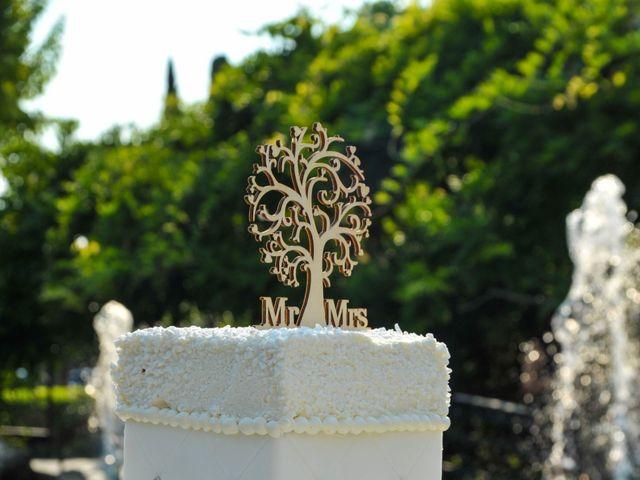Il matrimonio di Matteo e Ilaria a Rodengo-Saiano, Brescia 64