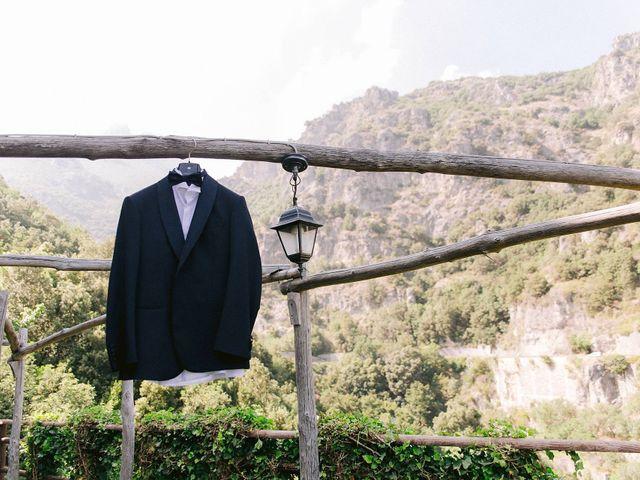Il matrimonio di Andrea e Laura a Maiori, Salerno 2