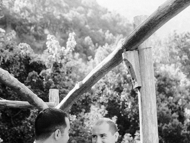 Il matrimonio di Andrea e Laura a Maiori, Salerno 8