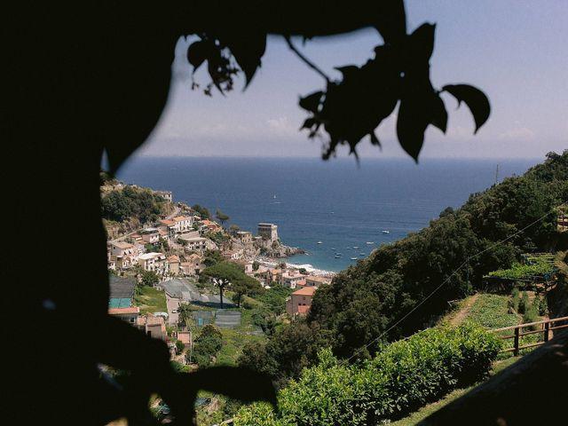 Il matrimonio di Andrea e Laura a Maiori, Salerno 9