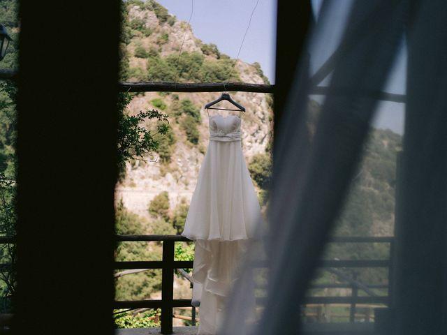 Il matrimonio di Andrea e Laura a Maiori, Salerno 10