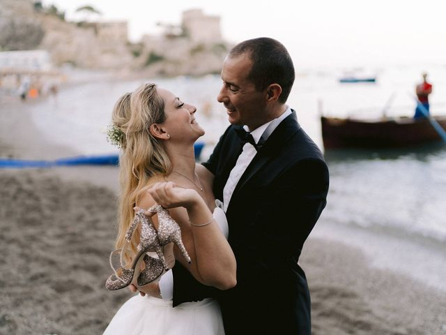 Il matrimonio di Andrea e Laura a Maiori, Salerno 1