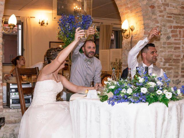 Il matrimonio di Guido e Chiara a Castell'Arquato, Piacenza 5