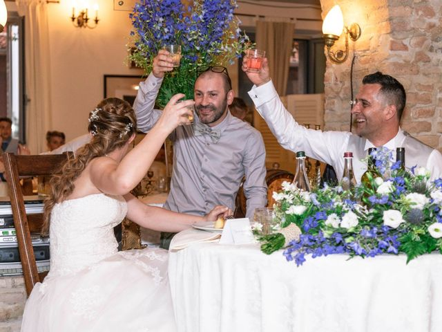 Il matrimonio di Guido e Chiara a Castell'Arquato, Piacenza 6