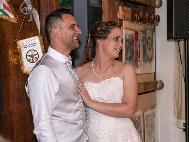 Il matrimonio di Guido e Chiara a Castell'Arquato, Piacenza 9