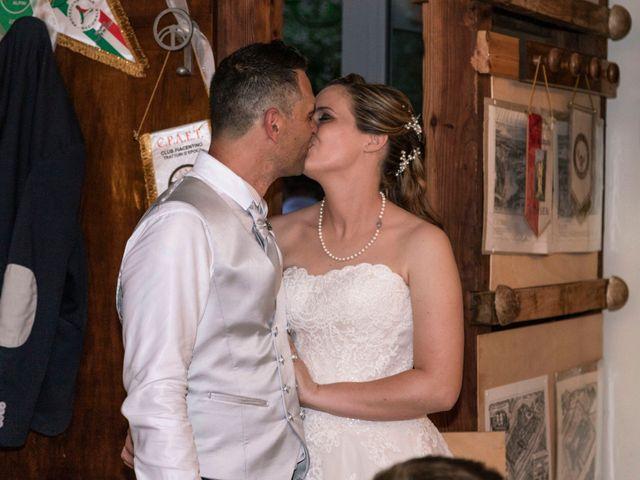 Il matrimonio di Guido e Chiara a Castell'Arquato, Piacenza 11
