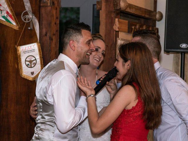 Il matrimonio di Guido e Chiara a Castell'Arquato, Piacenza 13