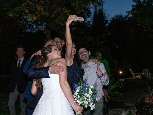 Il matrimonio di Guido e Chiara a Castell'Arquato, Piacenza 20