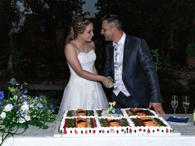 Il matrimonio di Guido e Chiara a Castell'Arquato, Piacenza 23