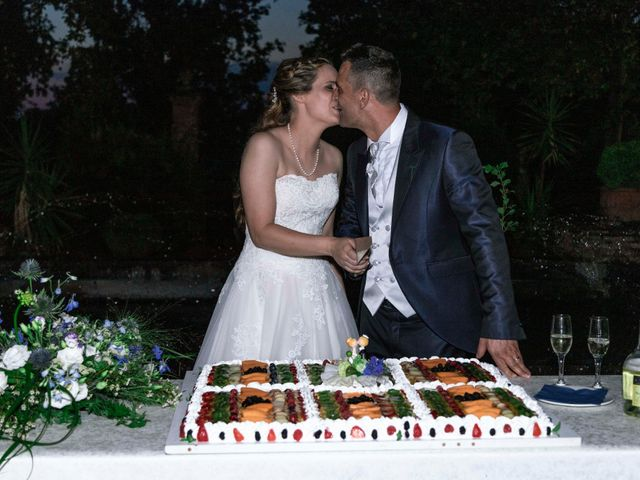 Il matrimonio di Guido e Chiara a Castell'Arquato, Piacenza 24