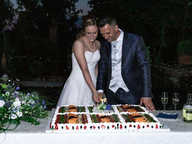 Il matrimonio di Guido e Chiara a Castell'Arquato, Piacenza 25