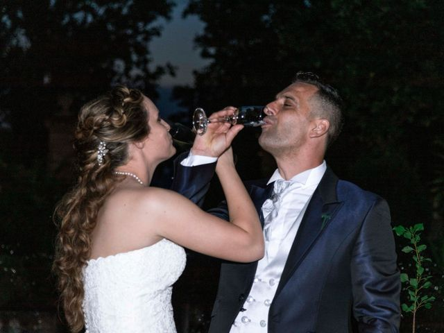 Il matrimonio di Guido e Chiara a Castell'Arquato, Piacenza 26
