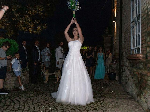 Il matrimonio di Guido e Chiara a Castell'Arquato, Piacenza 27