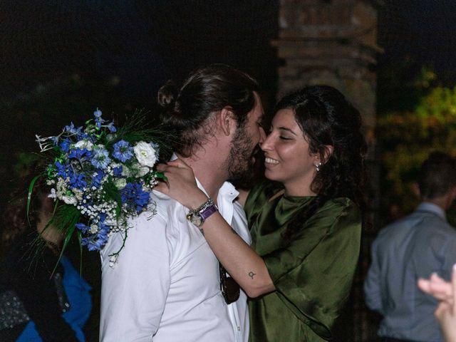 Il matrimonio di Guido e Chiara a Castell'Arquato, Piacenza 28