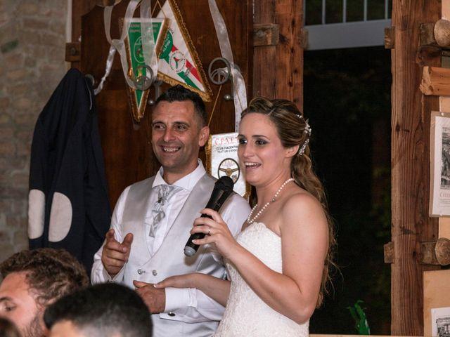 Il matrimonio di Guido e Chiara a Castell'Arquato, Piacenza 30