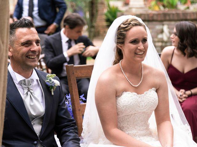 Il matrimonio di Guido e Chiara a Castell'Arquato, Piacenza 36