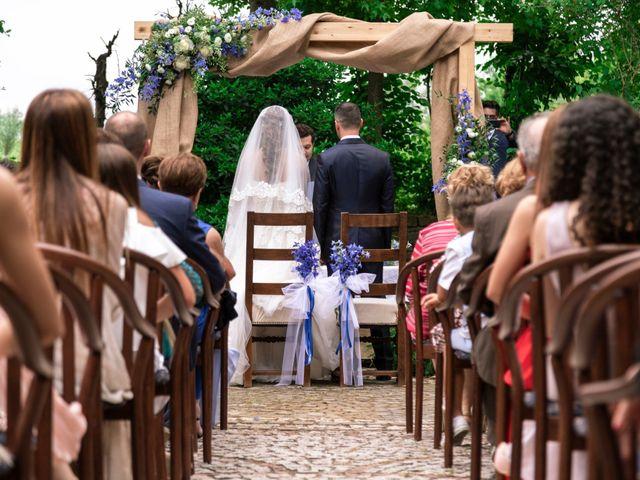 Il matrimonio di Guido e Chiara a Castell'Arquato, Piacenza 41