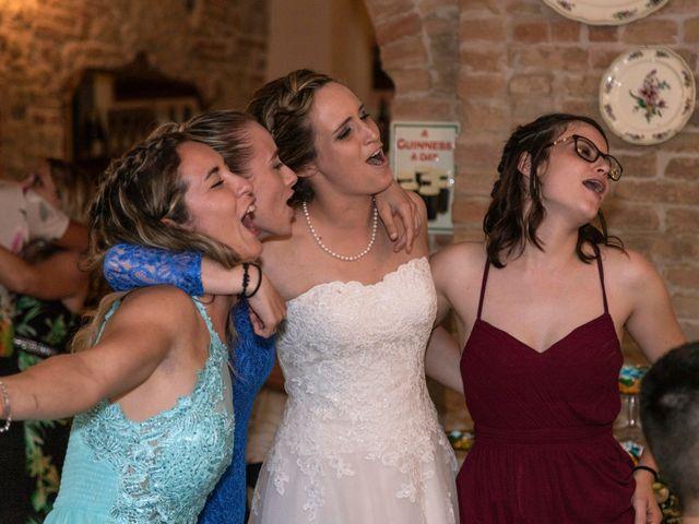 Il matrimonio di Guido e Chiara a Castell'Arquato, Piacenza 42