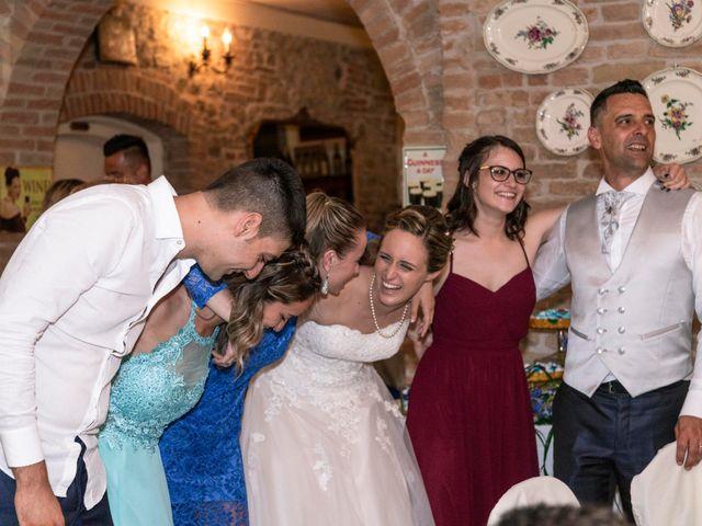 Il matrimonio di Guido e Chiara a Castell'Arquato, Piacenza 45
