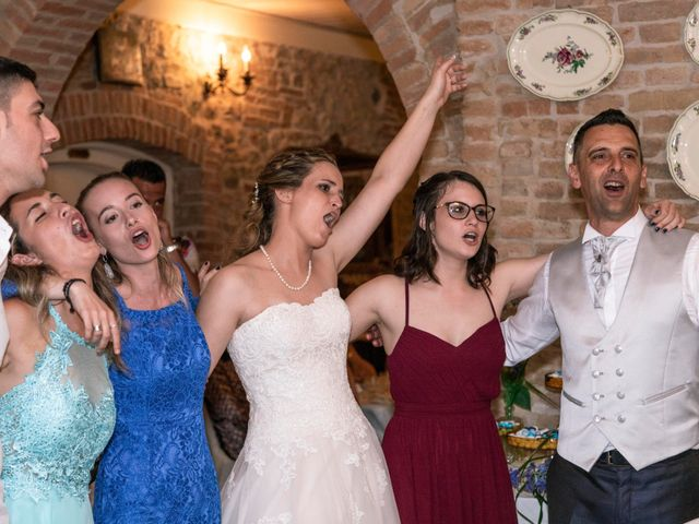 Il matrimonio di Guido e Chiara a Castell'Arquato, Piacenza 47