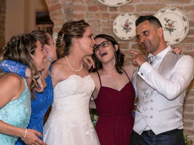 Il matrimonio di Guido e Chiara a Castell'Arquato, Piacenza 50