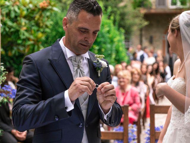 Il matrimonio di Guido e Chiara a Castell'Arquato, Piacenza 52