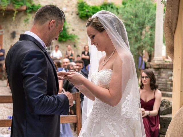 Il matrimonio di Guido e Chiara a Castell'Arquato, Piacenza 54