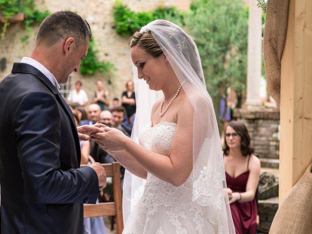 Il matrimonio di Guido e Chiara a Castell'Arquato, Piacenza 55