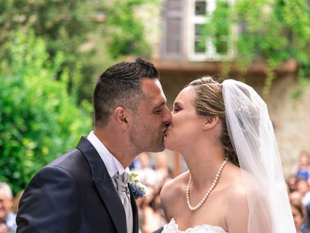 Il matrimonio di Guido e Chiara a Castell'Arquato, Piacenza 57