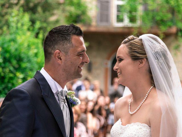 Il matrimonio di Guido e Chiara a Castell'Arquato, Piacenza 58