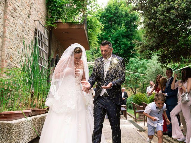 Il matrimonio di Guido e Chiara a Castell'Arquato, Piacenza 73