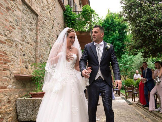 Il matrimonio di Guido e Chiara a Castell'Arquato, Piacenza 74