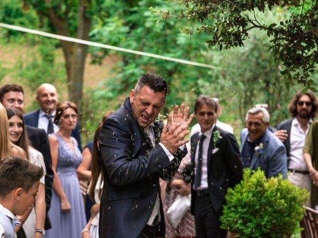 Il matrimonio di Guido e Chiara a Castell'Arquato, Piacenza 77