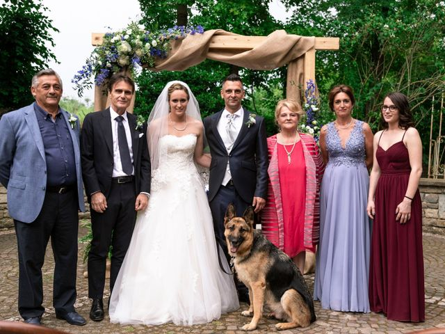 Il matrimonio di Guido e Chiara a Castell'Arquato, Piacenza 86
