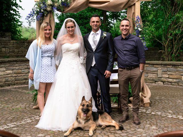 Il matrimonio di Guido e Chiara a Castell'Arquato, Piacenza 92