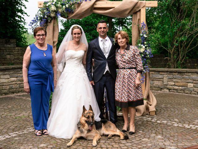 Il matrimonio di Guido e Chiara a Castell'Arquato, Piacenza 93