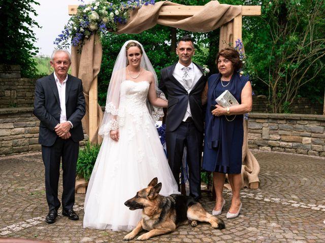 Il matrimonio di Guido e Chiara a Castell'Arquato, Piacenza 94