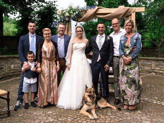 Il matrimonio di Guido e Chiara a Castell'Arquato, Piacenza 100