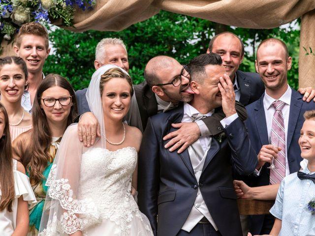 Il matrimonio di Guido e Chiara a Castell'Arquato, Piacenza 115