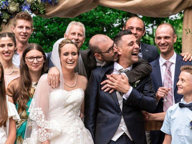 Il matrimonio di Guido e Chiara a Castell'Arquato, Piacenza 117