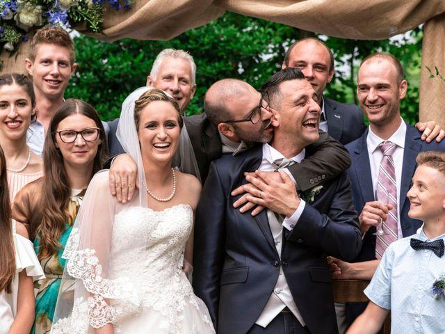 Il matrimonio di Guido e Chiara a Castell'Arquato, Piacenza 118