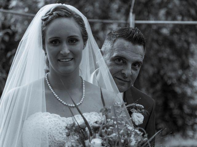 Il matrimonio di Guido e Chiara a Castell'Arquato, Piacenza 128