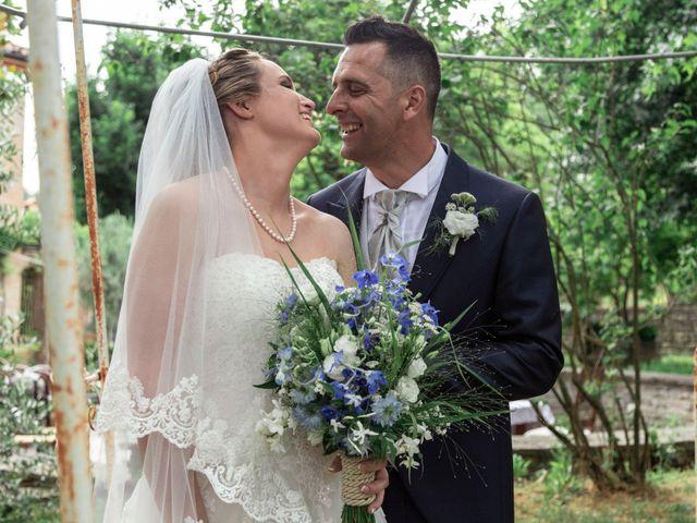 Il matrimonio di Guido e Chiara a Castell'Arquato, Piacenza 130