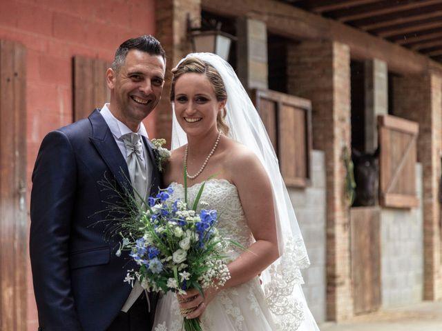 Il matrimonio di Guido e Chiara a Castell'Arquato, Piacenza 131
