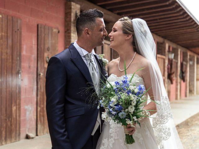 Il matrimonio di Guido e Chiara a Castell'Arquato, Piacenza 133
