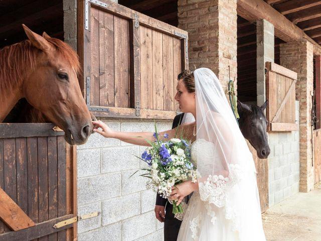 Il matrimonio di Guido e Chiara a Castell'Arquato, Piacenza 138