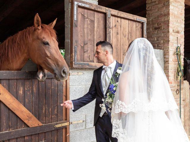 Il matrimonio di Guido e Chiara a Castell'Arquato, Piacenza 140